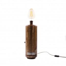 bluskaars, industriële tafellamp