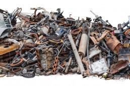 Afval metaal