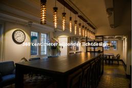 360 centimeter bijzonder lichtdesign!