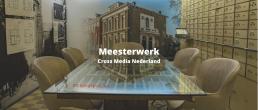 Inrichting kluis Cross Media Nederland